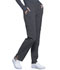Photograph of Infinity Women Mid Rise Tapered Leg Pull-on Pant Gray CK065A-PWPS