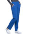 Photograph of Infinity Women Mid Rise Tapered Leg Pull-on Pant Blue CK065A-RYPS