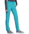 Photograph of Infinity Women Mid Rise Tapered Leg Pull-on Pant Blue CK065A-TLPS