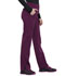 Photograph of Infinity Women Mid Rise Tapered Leg Pull-on Pant Red CK065A-WNPS