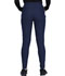 Photograph of Cherokee Form Women Mid-Rise Tapered Leg Drawstring Pant Blue CK090-NAV