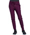 Photograph of Cherokee Form Women Mid-Rise Tapered Leg Drawstring Pant Red CK090-WIN