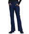 Photograph of Cherokee Form Women Mid Rise Moderate Flare Leg Pull-on Pant Blue CK091-NAV