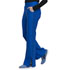 Photograph of Cherokee Form Women Mid Rise Moderate Flare Leg Pull-on Pant Blue CK091-ROY