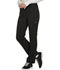 Photograph of Infinity by Cherokee Women's Mid Rise Tapered Leg Drawstring Pants Black CK100A-BAPS