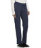 Photograph of Infinity Women's Mid Rise Tapered Leg Drawstring Pants Blue CK100A-NYPS