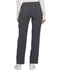 Photograph of Infinity by Cherokee Women's Mid Rise Tapered Leg Drawstring Pants Gray CK100A-PWPS