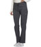 Photograph of Infinity Women Mid Rise Tapered Leg Drawstring Pants Gray CK100A-PWPS