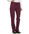 Photograph of Infinity Women's Mid Rise Tapered Leg Drawstring Pants Red CK100A-WNPS