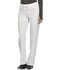 Photograph of Infinity Women's Mid Rise Tapered Leg Drawstring Pants White CK100A-WTPS