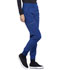 Photograph of Infinity Women's Mid Rise Tapered Leg Jogger Pant Blue CK110AP-RYPS