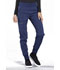 Photograph of Infinity Women's Mid Rise Tapered Leg Jogger Pant Blue CK110A-NYPS