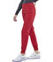 Photograph of Infinity Women Mid Rise Jogger Red CK110A-RED