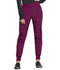 Photograph of Infinity Women's Mid Rise Tapered Leg Jogger Pant Red CK110A-WNPS