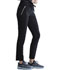 Photograph of Infinity Women Mid Rise Tapered Leg Drawstring Pant Black CK135A-BAPS