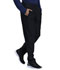 Photograph of Cherokee Form Men's Men's Tapered Leg Pull-on Pant Black CK185-BLK