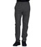 Photograph of Cherokee Form Men Men's Tapered Leg Pull-on Pant Gray CK185-PWT