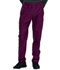 Photograph of Cherokee Form Men Men's Tapered Leg Pull-on Pant Red CK185-WIN