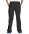 Photograph of Infinity Men Men's Fly Front Pant Black CK200A-BAPS