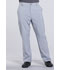 Photograph of Infinity Men Men's Fly Front Pant Gray CK200A-GRY
