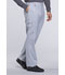 Photograph of Cherokee Infinity Men's Men's Fly Front Pant Gray CK200A-GRY