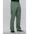Photograph of Infinity Men's Men's Fly Front Pant Green CK200A-OLPS