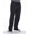 Photograph of Infinity Men's Men's Tapered Leg Drawstring Pant Black CK210A-BAPS