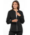 Photograph of Luxe Sport Women's Zip Front Jacket Black CK300-BLKV
