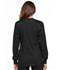 Photograph of Luxe Sport Women's Zip Front Warm-up Jacket Black CK300-BLKV