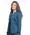 Photograph of Luxe Sport Women's Zip Front Jacket Blue CK300-CARV