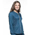 Photograph of Luxe Sport Women's Zip Front Warm-up Jacket Blue CK300-CARV