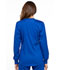 Photograph of Cherokee Luxe Women's Zip Front Warm-up Jacket Blue CK300-GABV