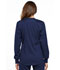 Photograph of Luxe Sport Women's Zip Front Warm-up Jacket Blue CK300-NAVV