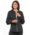 Photograph of Cherokee Luxe Sport Women's Zip Front Warm-up Jacket Gray CK300-PEWV