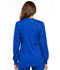 Photograph of Luxe Sport Women's Zip Front Warm-up Jacket Blue CK300-ROYV