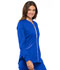 Photograph of Cherokee Luxe Sport Women's Zip Front Warm-up Jacket Blue CK300-ROYV