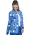 Photograph of Cherokee Prints Women's Snap Front Warm-up Jacket Bring The Sparkle CK301-BITH