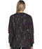 Photograph of Cherokee Prints Women's Snap Front Warm-up Jacket Floral In The Dark CK301-FLDK
