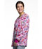 Photograph of Cherokee Prints Women's Snap Front Warm-up Jacket Owl About The Love CK301-OWLV