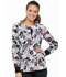 Photograph of Cherokee Prints Women's Snap Front Warm-up Jacket Paisley Love CK301-PYLV