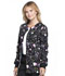 Photograph of Cherokee Prints Women Snap Front Warm-up Jacket Tooth Fairy Magic CK301-TOFR