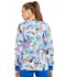 Photograph of Cherokee Prints Women's Snap Front Warm-up Jacket Totally Pawsome CK301-TYPW