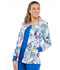 Photograph of Cherokee Prints Women Snap Front Warm-up Jacket Totally Pawsome CK301-TYPW