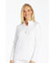 Photograph of iFlex Women Zip Front Jacket White CK303-WHT