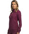 Photograph of iFlex Women's Zip Front Warm-Up Jacket Red CK303-WIN