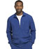 Photograph of Cherokee Infinity Men's Men's Zip Front Jacket Blue CK305A-GAB