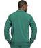 Photograph of Infinity by Cherokee Men's Men's Zip Front Jacket Green CK305A-HNPS