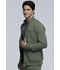 Photograph of Cherokee Infinity Men's Men's Zip Front Jacket Green CK305A-OLPS