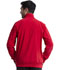 Photograph of Infinity Men 'Men's Zip Front Jacket Red CK305A-RED