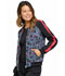 Photograph of Infinity Women Zip Front Jacket Marked Hearts CK309-MRHT